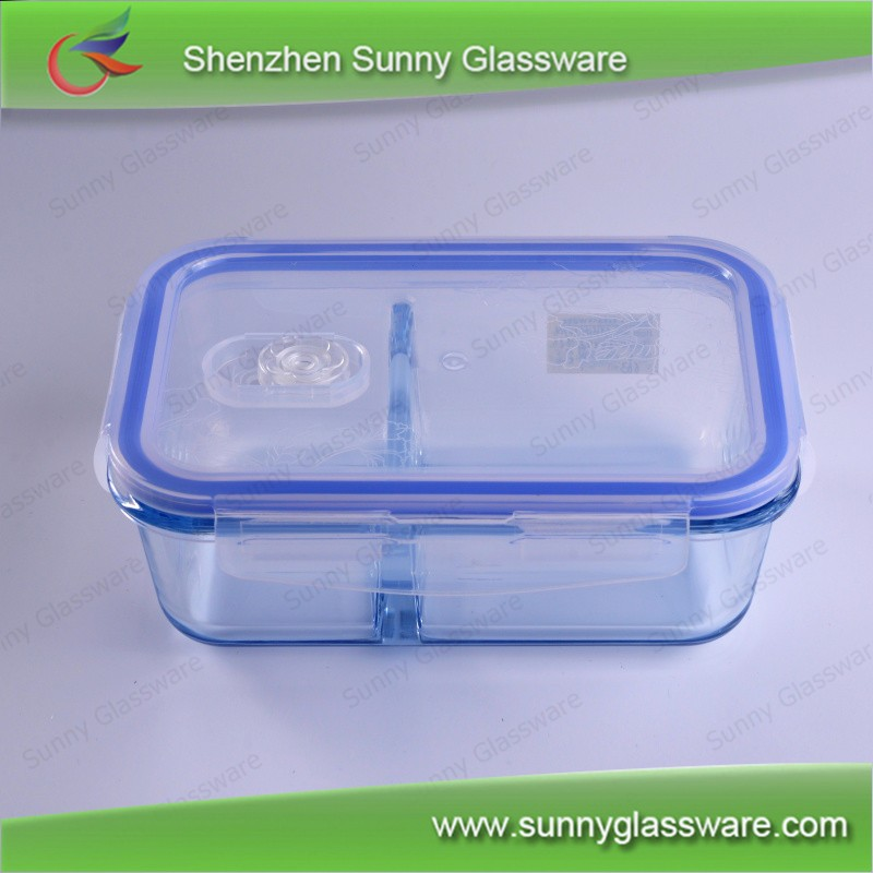 Glass Food Container Glass Bowl Set