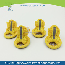 Lovoyager Fancy design dog shoes for slippery floors with CE certificate