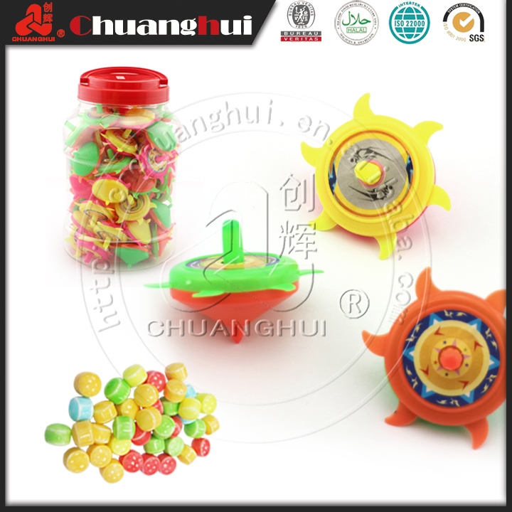 Hot Sell Finger Spinner Candy Toys