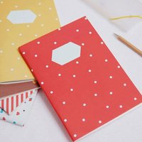 Pattern design notebook