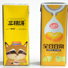 Slim 200ml Liquid Carton Packaging