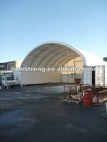 Prefab Steel Dome Container Shelter Canopy