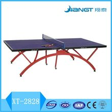 Small Rainbow Outdoor table tennis table/SMC Outdoor Ping Pong Table