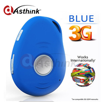 3G WCDMA GPS Fall down alarm waterproof anywhere gps tracker with solar power &amp strong magnet pin for home use