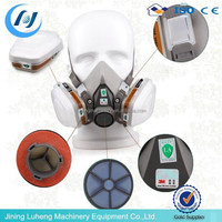 Smoke mask activated carbon respirators