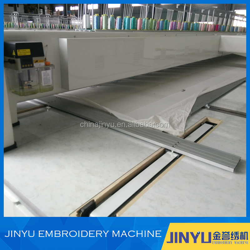 Specializing in the production of high quality chain stitch embroidery machine