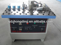 Woodworking Straight and Curved Manual EdgeBander Equipment