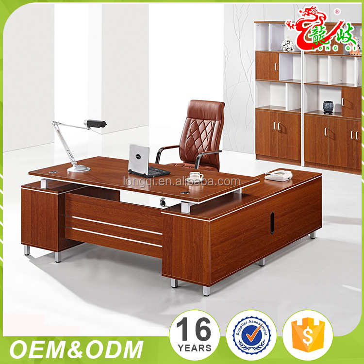 7*24H After-Sale Service Professional Supplier Executive Employer Table Office Furniture Desk