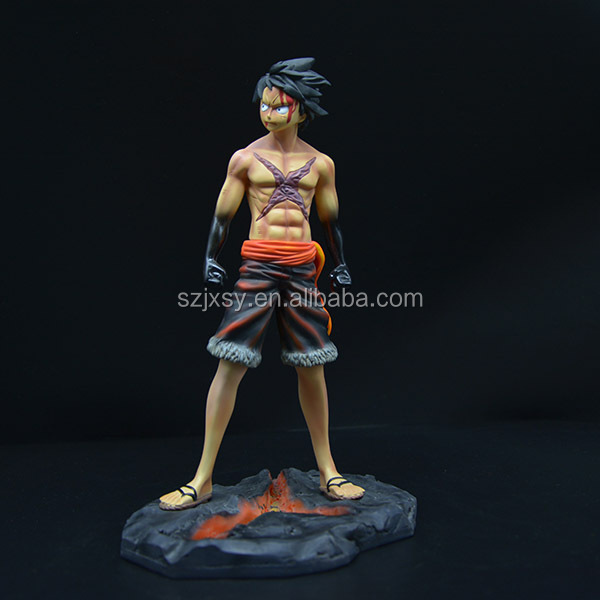 custom on piece Naruto bleach anime action fiugre