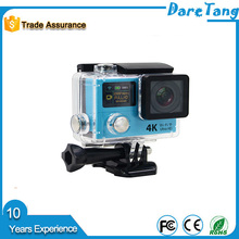 H3 Dual screen 2.0 inch LCD 6G 170 ULTRA wide Lens 30M waterproof action camera 4 k hd