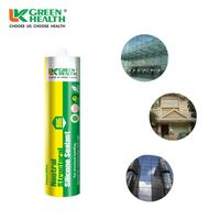 OEM universal neutral acrylic structual silicone sealant