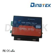 D100 RS232 RS485 RS422 High Quality sim card gsm modem