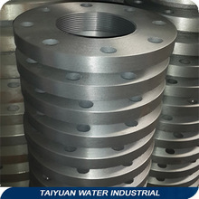 TAWIL ductile iron male and female 12 inch pipe flange