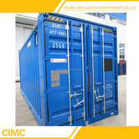 PLT-606A Factory Wholesale 40 ft Container Price/Open Side Container Shipping