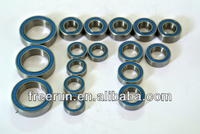 High Performance TEAM LOSI RC CAR MINI-LATE MODEL RTR steel bearing kits with different rubber seal color