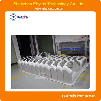 Vacuum casting low volume production service in shenzhen