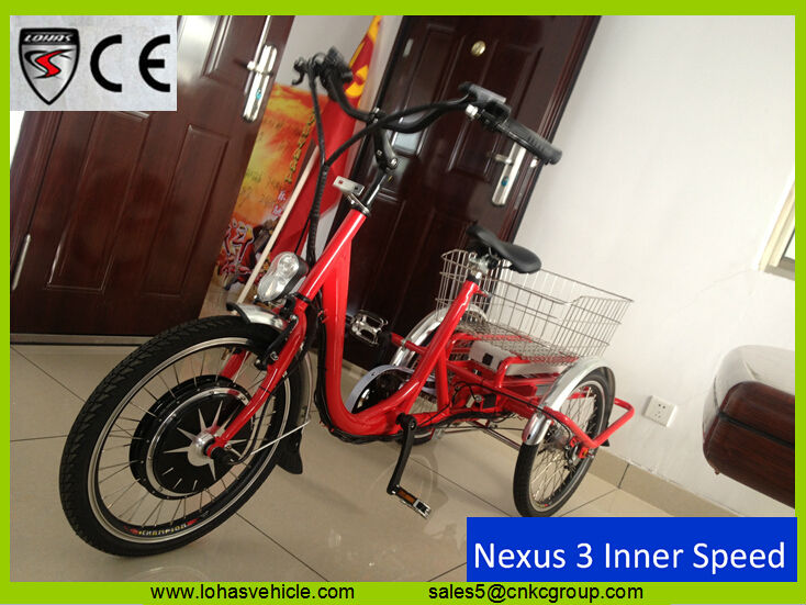 lohas new adult electric tricycle electric tricycle for adults
