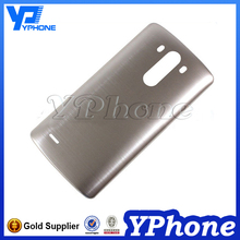 100% Original Battery housing back cover with NFC chip for lg g3 battery door cover