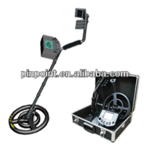 Best Price Metal Detector Gold Finder,Deep Underground Metal Detector AR924 with Aluminum case packing