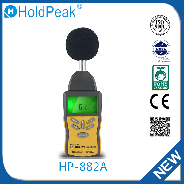 HP-882A Trustworthy china supplier sound level meter