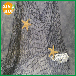 PE Knotless fishing Net Cage in China Factory