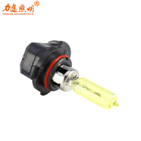 Factory wholesale Car-Styling 9006 Yellow 12V 55W Fog Halogen Bulb Hight Power Auto Car Head Lamp Light Parking Lamp Lights