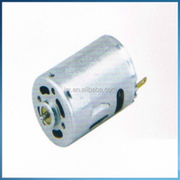 Power tools drill carbon brush dc motor CYRS-380SM
