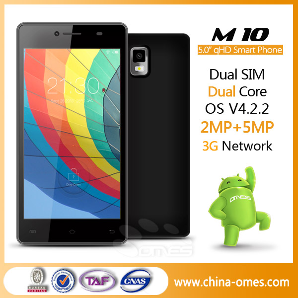 Made In China 3G Dual Core Dual Sim <strong>Mobile</strong> No Brand Smart <strong>Phone</strong>