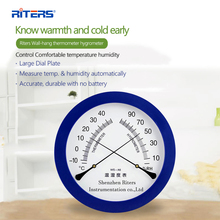 WS-A6 Riters mechanical thermo hygrometer temperature/humidity meter