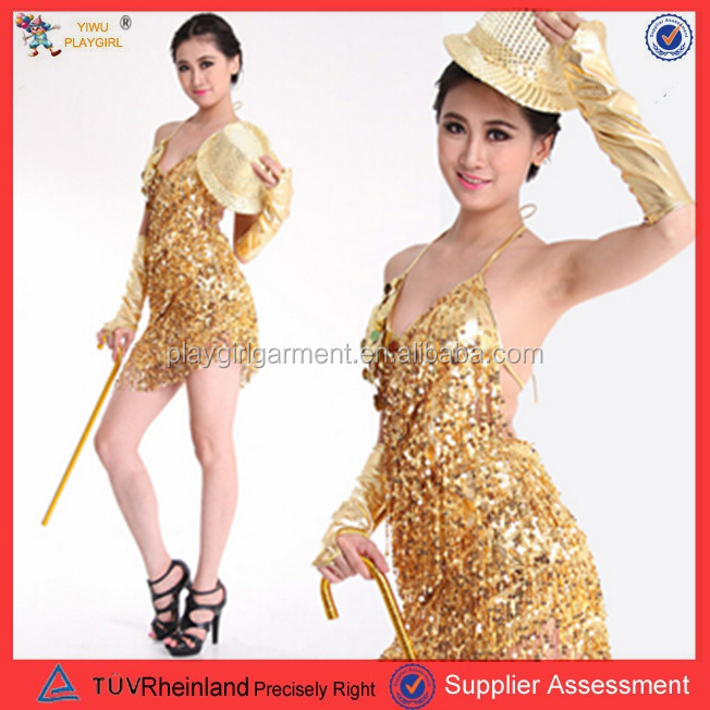PGWC2009 New design latin dance costumes for cheap latin dance dress