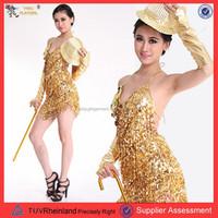 PGWC2009 New design latin dance costumes for cheap latin dance dress