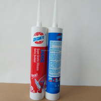 silicon adhesive glue acetic aquarium silicone sealant
