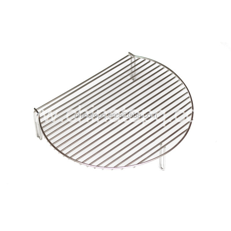 topq grillzubeh r 304 edelstahl kochen rost f r kamado. Black Bedroom Furniture Sets. Home Design Ideas