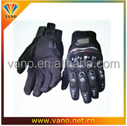 fashion high quality waterproof leather motorcycle gloves