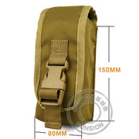 Tactical Molle Radio Pouch/Military Pouch
