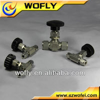 Cast Iron Female NPT Needle Valve