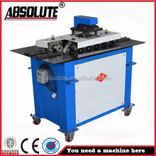 ABSOLUTE brand Best-selling rectangular lock forming machine S shape c lock forming machine