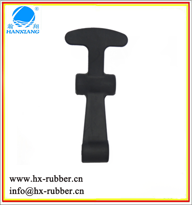 industrial box T handle hasp/ rubber toggle latch