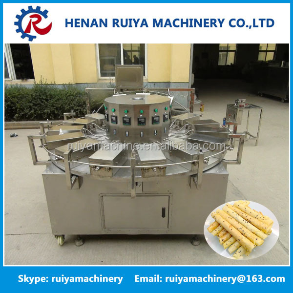 Egg roll making machine/manual egg roll machine /egg roll toaster