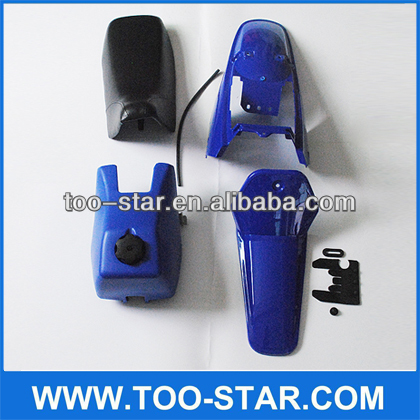 For Dirt BikePlastic With Seat And Gas Tank