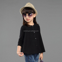 Christmas sale!! black red fashion girl knitted korean baby girl clothes