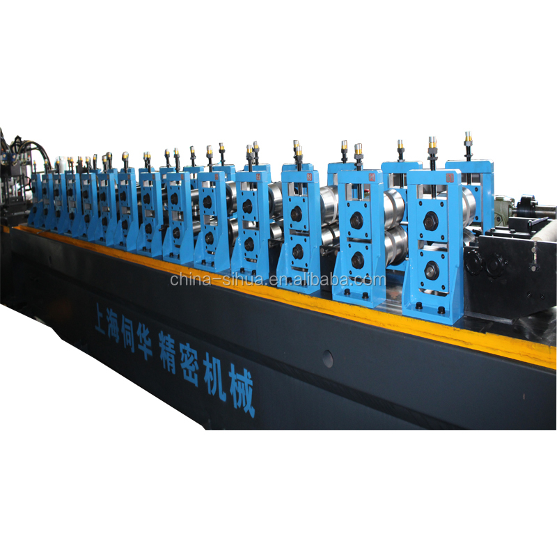 roll forming machine stud metal track and stud machine roll forming machine for auto width metal studs