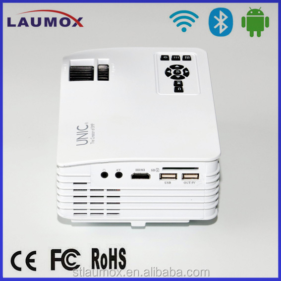Hot Seller Projector 2017 Mini Karaoke Projector UC36