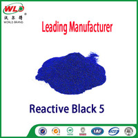 Reactive Navy Blue PE/Reactive Dye Black 5 chemical for dyeing of cotton