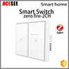ACESEE newest breakthrough fashion design zigbee smart home switch