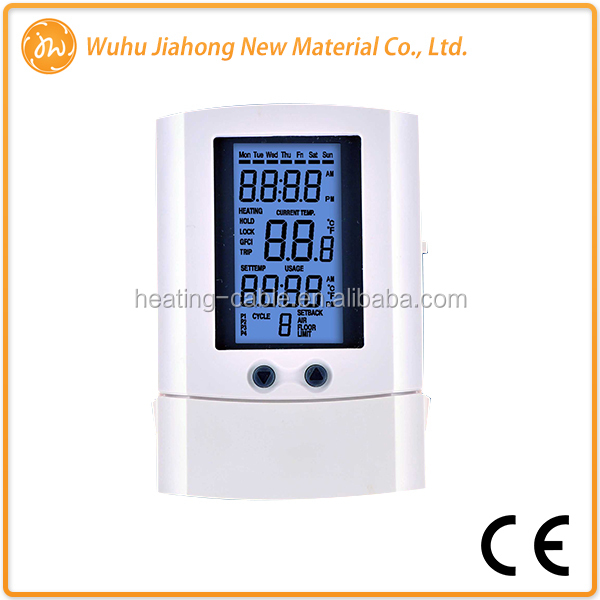 Factory Price OEM Hvac Touch Screen Floor Heating Room Thermostat
