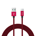 Logo custom wholesales led usb cable 3.0 usb type-c