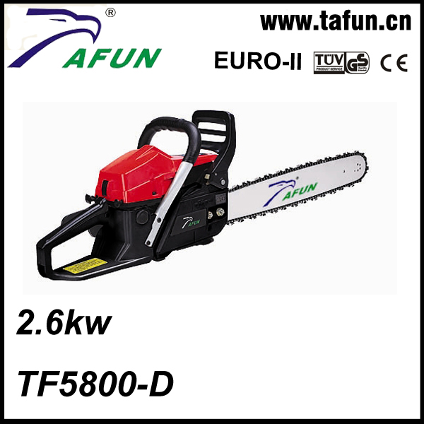 chainsaw tree cutting machine cheap price for sale