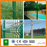 Aluminum Electronic stainless steel welded wire fence