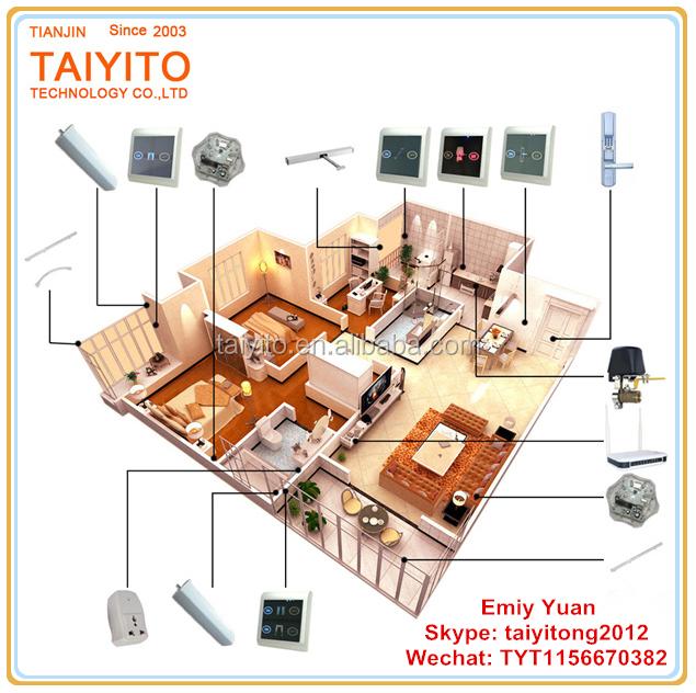 TYT High performance intelligent home automation/zigbee home automation/domotic home automation